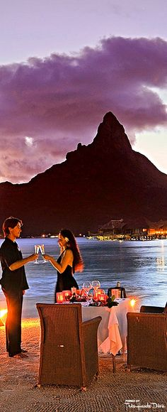 InterContinental Bora Bora Resort & Thalasso Spa — Très Haute Diva