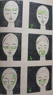 Samodzielny masaż twarzy - młody wygląd bez skalpela i botoksu. Massage, Health, Health Care, Massage Therapy, Salud