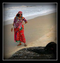 *Gypsy at Goa Beach.* #mygoaproperty #goa #india For more information send us a mail: allproperty@devant.no