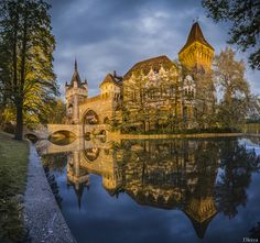 Vajdahunyad Castle | HOME SWEET WORLD