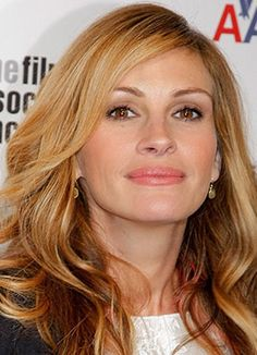 Julia Roberts Love the hair and make-up