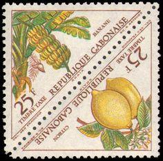 Gabon J34 J45 Complete Set Mint Never Hinged | eBay