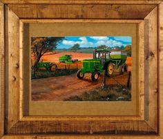 Deere Harvest - Charles Freitag