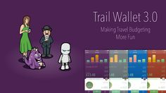 Trail Wallet one of must #app for making your #holiday plan easier joyful & well-informed #travelapps