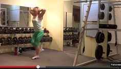 WORKOUT DESCRIPTION Perform the following circuit in order, performing each circuit as many times as possible in 5 minutes. Rest as little as possible betw...