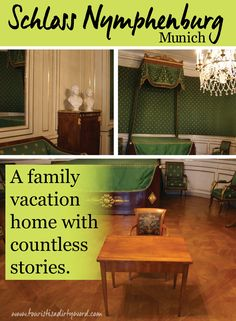 Schloss Nymphenburg, a family vacation home with stories to tell • German Travel Blog Tourist is a Dirty Word