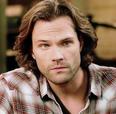 Green Eyes, Blue Eyes, Supernatural Sam Winchester, Men Of Letters, The Chosen One, Jared And Jensen, Jared Padalecki, Boys Who, Actors