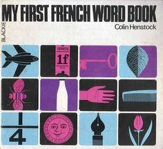 My First French Word Book / Colin Henstock