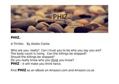 PHIZ – Alodie Clarke