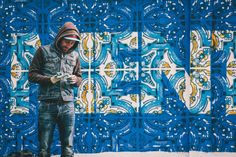 Diogo Machado | Add Fuel | STREET & ART | Mural - Mental Idade