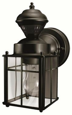 Save $ 19.14 ! Buy a Heath/Zenith SL-4132-BK 150-Degree Bayside Mission Style Mo