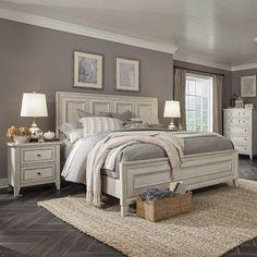 Stoughton Panel Bed