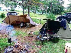 #outdoor #camping #bushcraft #shelterhalf #PUPテント #アウトドア #キャンプ #ddtarp #ddhammocks #campmania