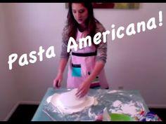 A receita mais fácil de pasta americana