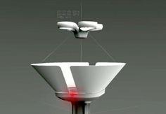 Schweizer Post testet die Paketauslieferung per Drohne in entlegene Gebiete