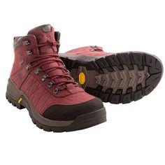 75cf4f1ede8492 Teva Riva Peak Mid eVent® Hiking Boots - Waterproof (For Women) in Rhubarb