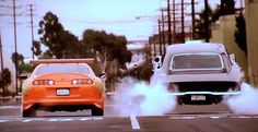 Toyota Supra From Fast & Furious image