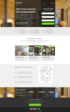 See the live template on Themeforest ➜ http://themeforest.net/item/myflat-real-estate-instapage-template/9559501