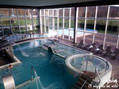Mi experiencia en el balneario Augas Santas, en Pantón, Lugo. Cena, alojamiento, desayuno y entrada al balneario. Reseñas de los balnearios de Galicia