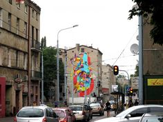 STREET ART UTOPIA » We declare the world as our canvas10 1 Galeria Urban Art Forms in Lodz, Poland. By Kenor » STREET ART UTOPIA