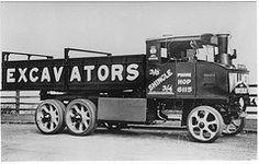Yorkshire steam wagon