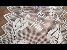 Youtube, Kids Rugs, Make It Yourself, Needle Lace, Charts, Women, Dots, Graphics, Kid Friendly Rugs