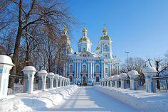 San Petersburgo, posiblemente la ciudad más bella del mundo