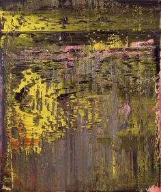 Gerhard Richter » Art » Paintings » Abstracts » Abstract Painting » 679-4