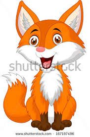 cartoon fox - Google Search