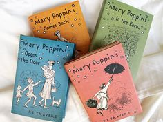 """Don't you know that everybody's got a Fairyland of their own ?""— from Mary Poppins by P L Travers"