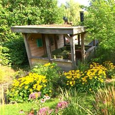Adventurous garden - Private Home and Garden