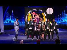 [FULL] David Garibaldi and his CMYKs - Quarterfinal - America's Got Talent 2012 5:30