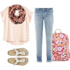 First Day Of School Outfits Idea 3/5