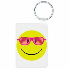 #Artsmith Inc             #Everything ElseCollectibles                        #Aluminum #Photo #Keychain #Neon #Yellow #Smiley #Face #with #Pink #Sunglasses                          Aluminum Photo Keychain Neon Yellow Smiley Face with Pink Sunglasses                                    http://www.seapai.com/product.aspx?PID=8142685