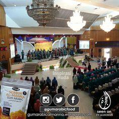 Gum Arabic Check In Istiadat Konvokesyen KIAS Kota Bharu