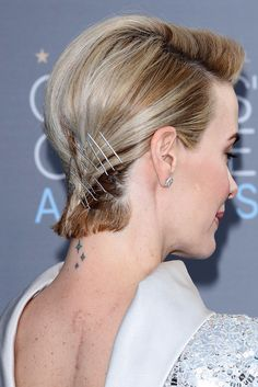 See All the Rocker-Glam Tattoos From the Critics' Choice Awards