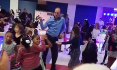 The Internet Loves This Dad's Rad Moves At A Father-Daughter Dance | The Huffington Post