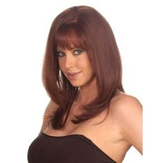 Athena by Pierre Wigs - Human Hair(100% Remi), Monofilament   Overstock.com Shopping - The Best Deals on Hair Extensions & Wigs