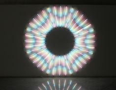 Light Sculptures by James Clar5