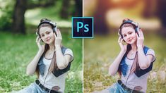Photoshop Tutorial   How to Make Colors Pop with Photoshop   Camera Raw ...