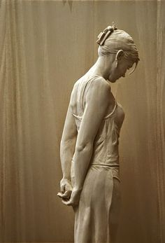 Peter Demetz, 1969 ~ Figurative wood sculptor | Tutt'Art@ | Pittura * Scultura * Poesia * Musica |