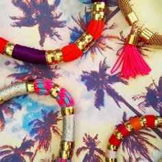 Summer is a state of mind, as your #jewelry  Go #tropical with Holst+Lee http://tresjewellery.com/shop/designer/HOLST%20%2B%20LEE #kprs #udobiz #moda