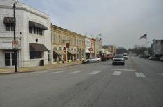 My second hometown.....Sedan, KS!