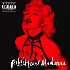 Madonna's Rebel Heart Super Deluxe cover.