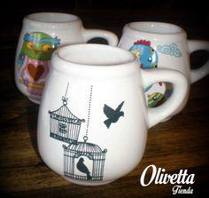 Mates Jarrito Mugs, Tableware, Dinnerware, Cups, Tumbler, Dishes, Mug, Serveware