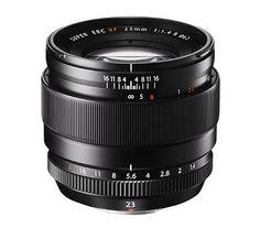 Roadmap Lens, Fuji XF 23mm f/1.4 R Leaks Out