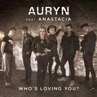 """RADIO   CORAZÓN  MUSICAL  TV: AURYN ESTRENA EL VÍDEO DE """"WHO'S LOVING YOU?"""" FEAT..."""