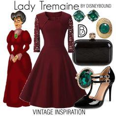 Disney Bound - Lady Tremaine