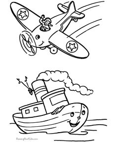 Free Downloadable Coloring Pages For Kids | Free coloring pages