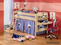 Волшебный мир в детской... / самые красивые детские комнаты
